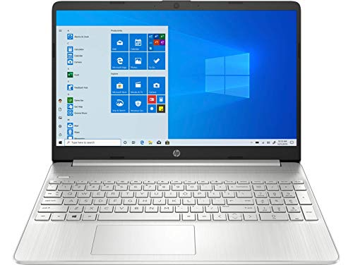 HP 15 11th Gen Intel Core i3 Processor 15.6 inches FHD Laptop, 8GB/512GB SSD/Windows 10/MS Office/Integrated Graphics (Natural Silver/1.69 Kg), 15s-fr2006TU