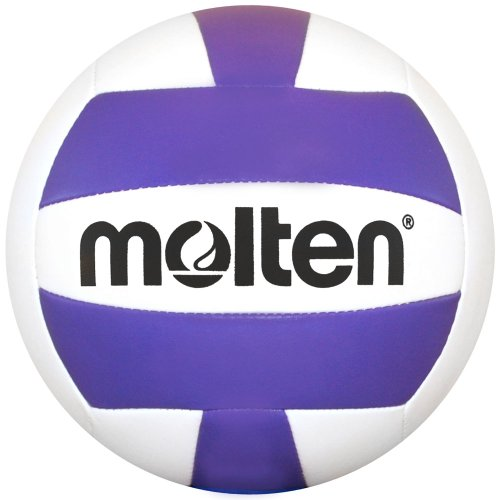 Molten Camp Volleyball (Purple/White, Official)