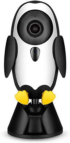 Qubo by Hero Group Baby Cam WiFi 1080p Full HD Smart Baby Monitor with Baby Cry Alert, Alexa Enabled, 2-Way Talk Back Audio, Lullaby Player (Black)