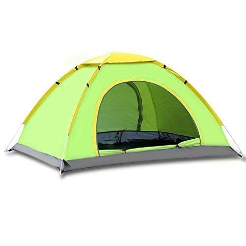 AKSHAR ENTERPRISE 2/3/4/8/ Person Polyester Dome House Tent for Picnic Camping Portable Waterproof Lightweight Family Tent for Hiking Backpacking Traveling & Outdoor (8 Person)