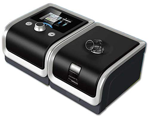 BMC RESmart GII Auto-CPAP with Humidifier and Nasal Mask Sold By TenTabs.in (Black)