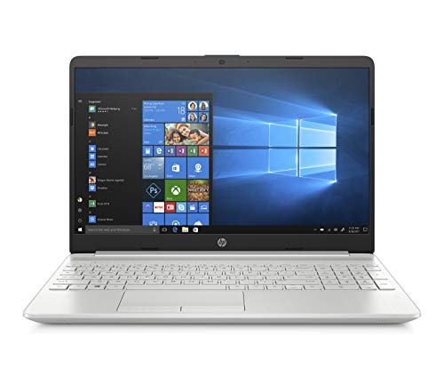 HP 15 11th Gen Intel Core i3 Processor 15.6' (39.62cms) FHD Laptop with Alexa Built-in(i3-1115G4/8GB/1TB HDD/M.2 Slot/Win 10/MS Office/Natural Silver/1.76 Kg), 15s-du3038TU