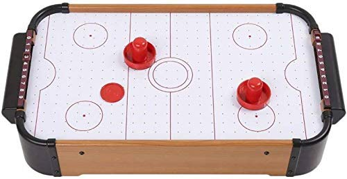 Dharam Product� Air Hockey Game / Air Hockey Table Size 51cm X 31 cm X 9.5cm Electric Power Indoor Game for Kids