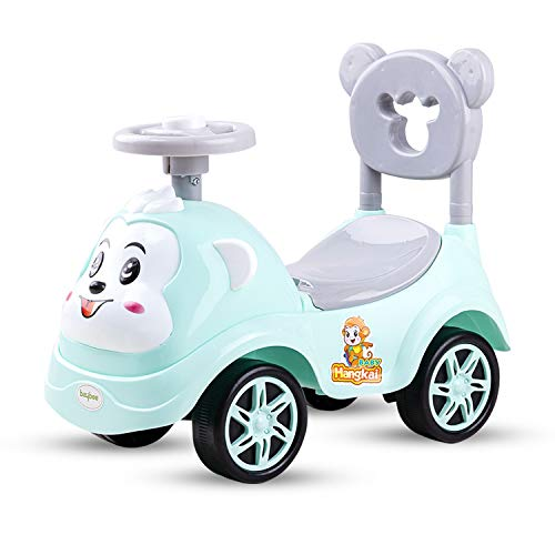 Baybee Baby Ride on/Kids Ride on Toys - Kids Ride On Push Car for Children Kids Toy Baby Car Suitable for Boys & Girls 1 - 3 Years (Green)
