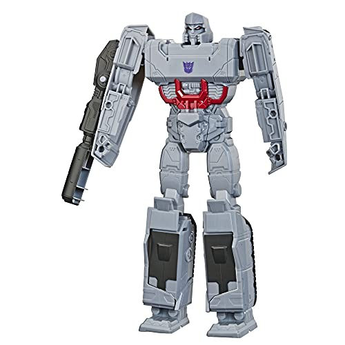 Transformers Toys Titan Changers Megatron Action Figure - For Kids Ages 6 and Up, 11-inch