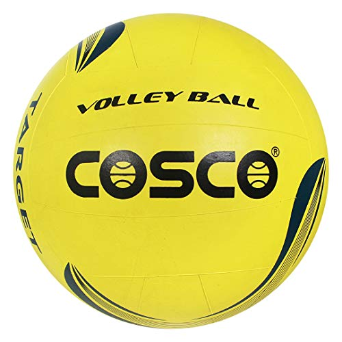 Cosco Synthetic Volleyball, Size 4 (Multicolour)