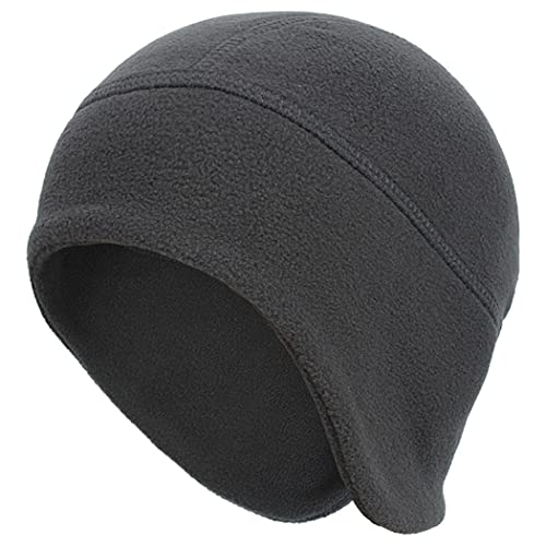 SalLady Watch Cap Polar Fleece Warm Fashion Breathable Soft Solid Color Cozy Beanie Hat Winter Hat for Men Women Washable Running Skiing Sports