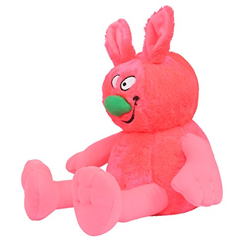 Hamleys M and S Ziggles Soft Toy (9 Inches, Pink)