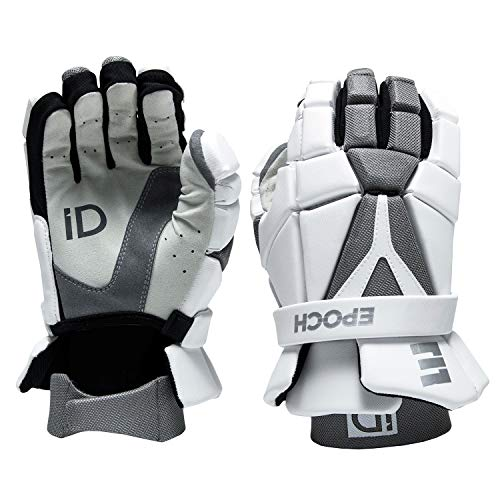 Epoch Lacrosse iD High Perfomance, Lightweight, Flexible, Lacrosse Glove for Attack, Middie and Defensemen (Small)