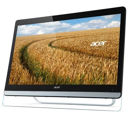Acer UT220HQL 21.5-inch 10 Point Multi Touch Monitor, Full HD 1920 X 1080 Resolution, USB 2.0 HUB, Stereo Speakers