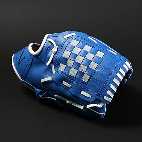 KAWN® Baseball Thrower Glove Softball Catching Mitts for Adult & Kids 13.77 inch