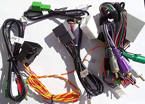 Maestro Maestro HRN-RR-HO1 Plug and Play T-Harnesses for HO1 Vehicles