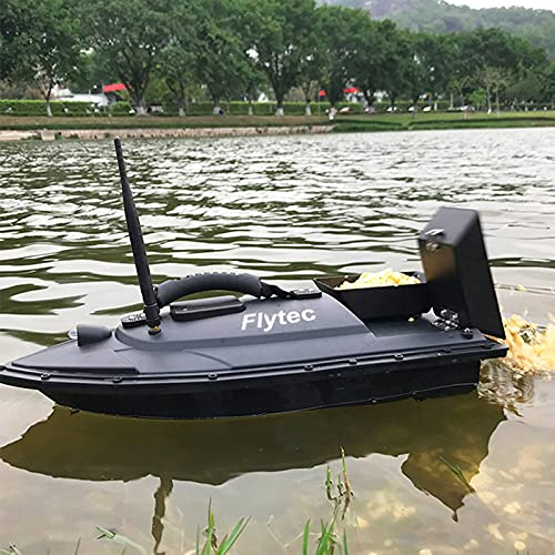WorldCare® Fishing Bait Remote Control RC Boats Electric Fish Feeder for Fisherman