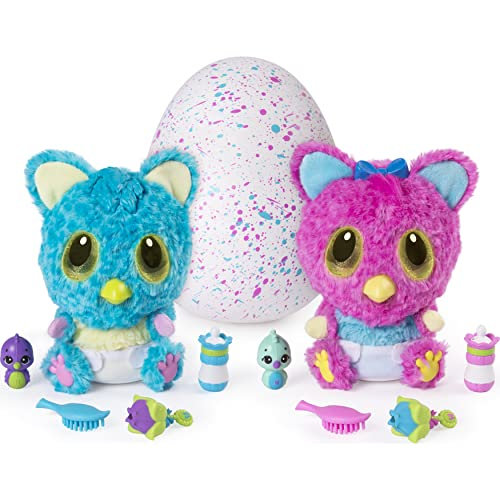 Hatchimals Hatchi Babies Cheetree, Toys for Girls, 5 Years & Above, Collectible Toys, Surprise Egg, Robot Toy