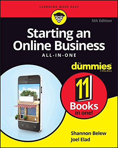 Starting an Online Business All–in–One For Dummies (For Dummies (Business & Personal Finance))