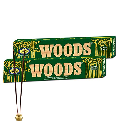 Cycle Pure Speciality Woods Natural Agarbatti - Pack of 2