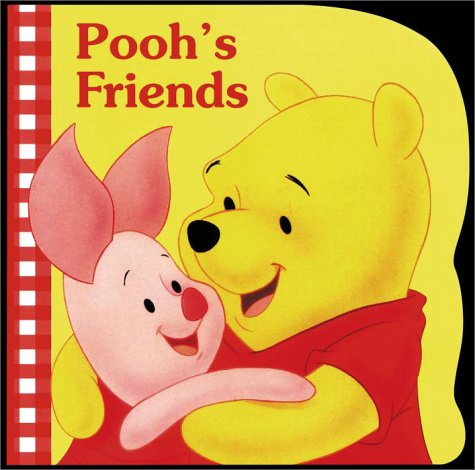Pooh's Friends (A Chunky Book(R))