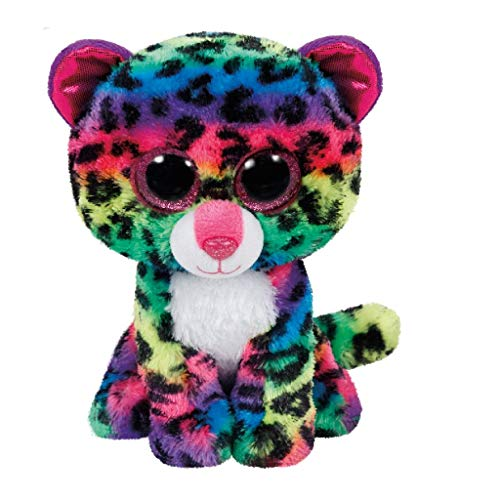 Ty Dotty, Leopard Toy (6 Inches, Multicolor)
