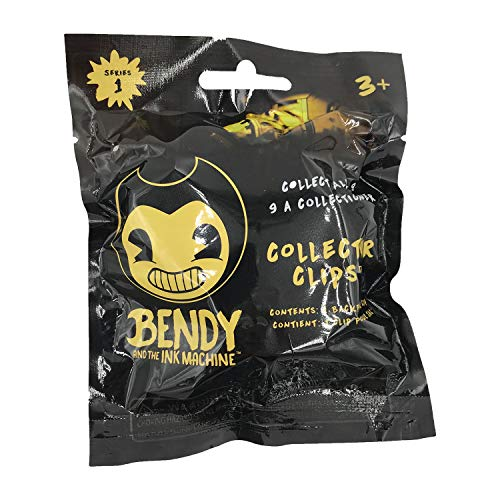 Bendy Blind Bag Collector Clips (Officially Licensed)