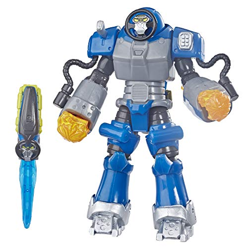 Power Rangers Beast Morphers Smash Beastbot 6-inch Action Figure Toy Inspired by The TV Show