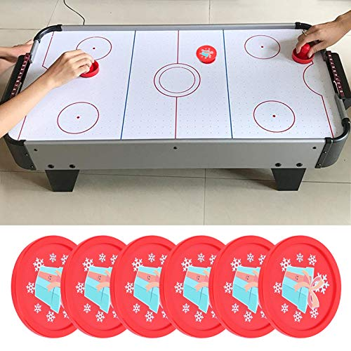 Mini Table Pucks, Ice Hockey Table Pucks, Pucks Replacement for Table Games Ice Hockey Accessories Bars