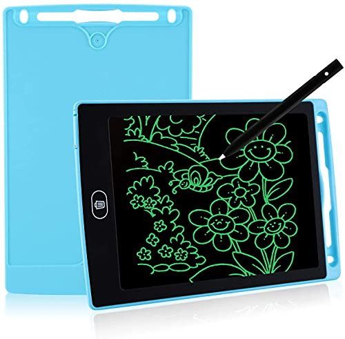Brand Conquer ® Latest LCD Writing Tablet for Kids, Student, Teacher, Adults at Home, Note Pad Color As Per Availability ( 8.5 Inch)