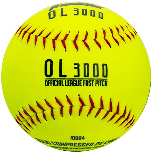 Franklin Sports Official 12 Inches Fastpitch Softball