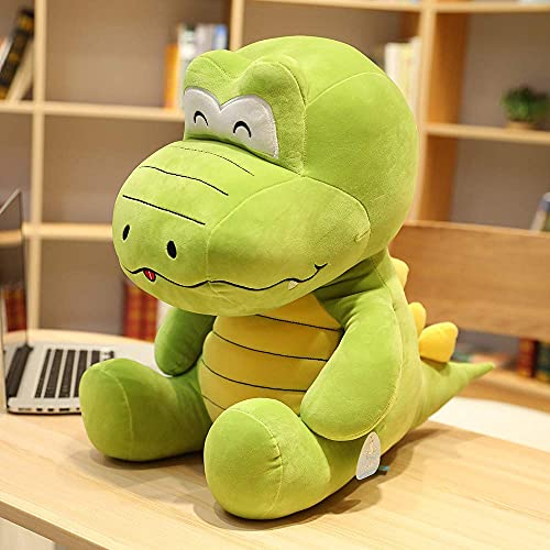 Besties Soft Toys Cartoon Characters Plush Toys Best Soft Toy Big Size Made in India (Crocodile-Green-35Cm)
