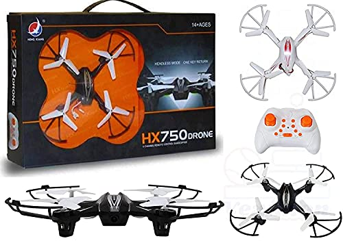 Amitasha 360° Flip Stunt 2.4Ghz Remote Control Drone without Camera for Beginners