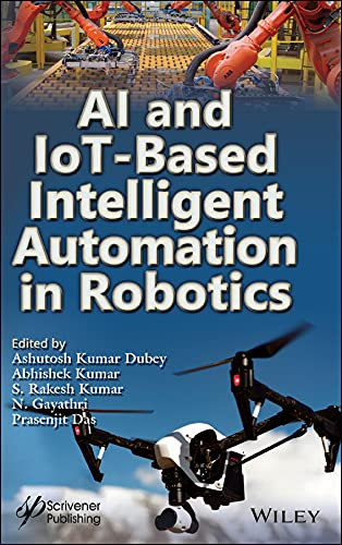 AI and IoT-Based Intelligent Automation in Robotics