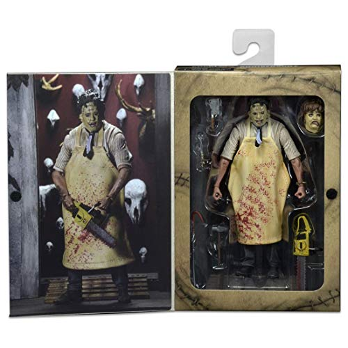 NECA Texas Chainsaw Massacre 7 Inch Ultimate Leatherface Action Figure