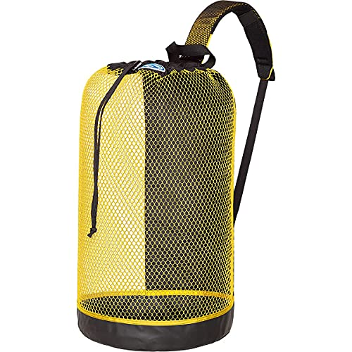 Stahlsac B.V.I. Mesh BackPack Perfect for Snorkeling Gear All Colors Snorkel Scuba Dive Diving Diver Beach Gear...