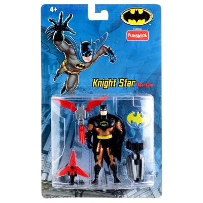 Funskool-Knight Star Batman,Classic Action Figures with Articulation,6 inches,Collectible,for 4 Year Old Kids and Above,Toy