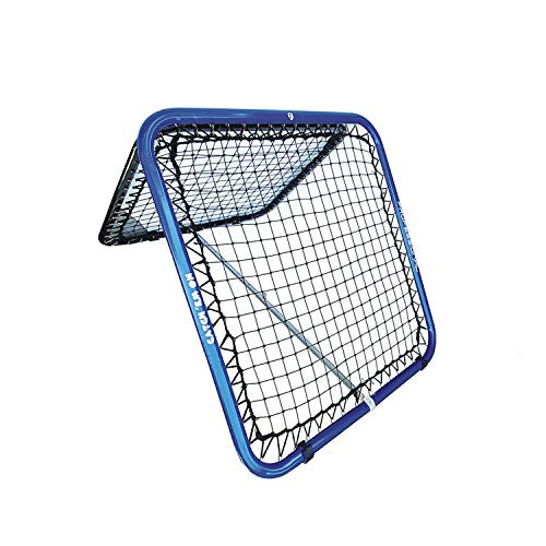 SG Catch-E-MON Professional Cricket and Football Rebounder (Colours May Vary, 1x1 Meter)