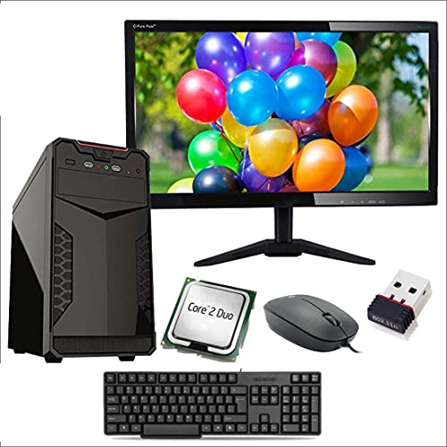 Radiant Electro 18.5 inch All in One Computer Set (Intel-Core i3 Processor/6 GB RAM DDR3/HDD 1 Tb /18.5' Monitor/CPU/Keyboard/Mouse/Adapter/Windows 10/MS Office) with One Year Warranty_10