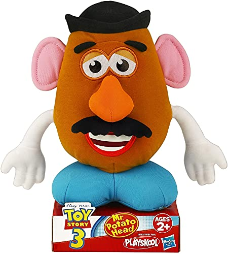 Global Arcade Toy Story 3 Talking Mr. Potato Head  25 cm Soft Toy - Rare & Discontinued