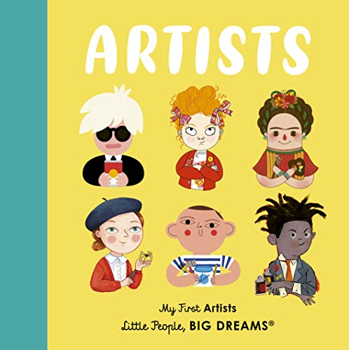 Artists: My First Artists (Little People, BIG DREAMS)
