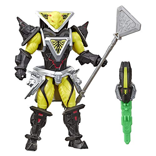 Power Rangers Beast Morphers Evox 6-inch Action Figure Toy Inspired by The TV Show