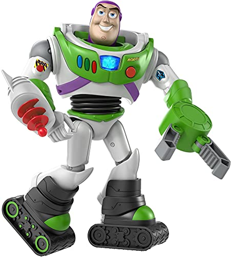 Toy Story Ultimate Space Ranger Buzz Lightyear Figure (Multicolor)