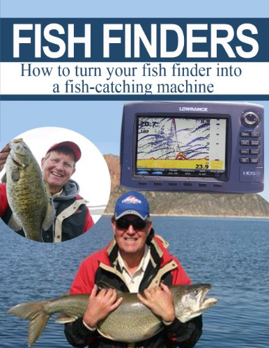 Fish Finders -- How to turn your fish finder into a fish catching machine -- Buy It Now