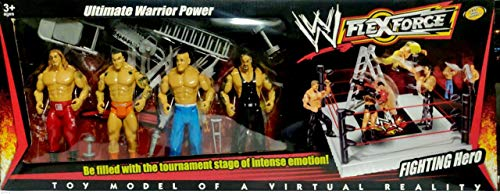 Simplifiers Wwe Wrestlemania Wrestling Heroes Collectible Wrestling Heroes Toys (6 Inches, Multicolor)