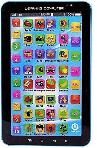 WeKidz Kids Tablet for Learning and Gaming P1000 for Kids