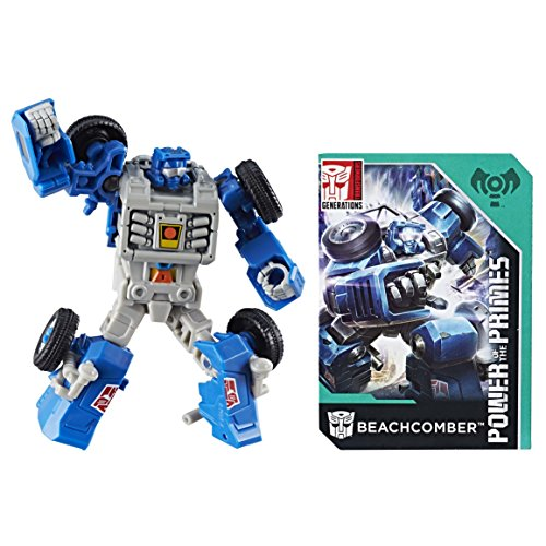 Transformers Legends Class Beachcomber Generations Power Of The Primes Legends (3.8 Inches, Multicolor)