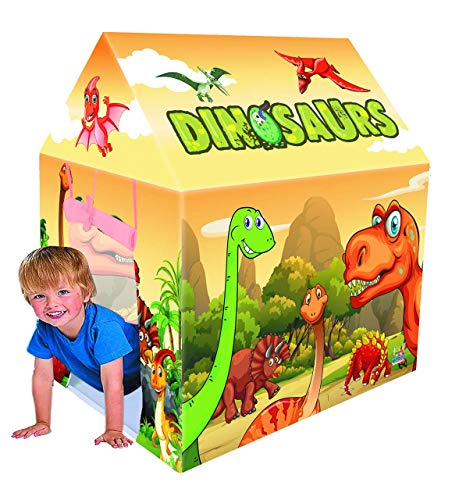 Webby Dinosaur Kids Play Tent House for Girls and Boys Toy Home