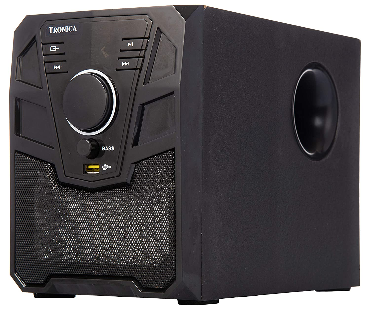 TRONICA Version-2 Atom Series LED Spectrum 5.1 Home Theater System
