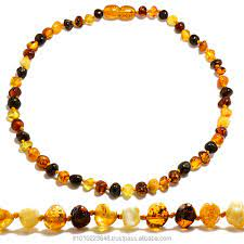 Natural Teething Necklace