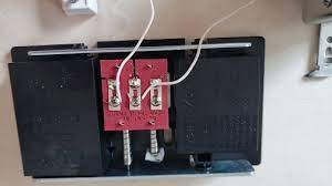 Doorbell Chimes Wire